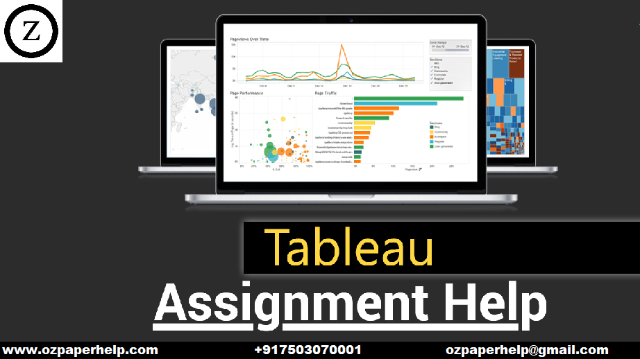 Tableau Assignment Help