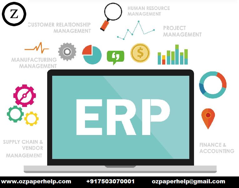 Enterprise Resources (ERP) Assignment Help