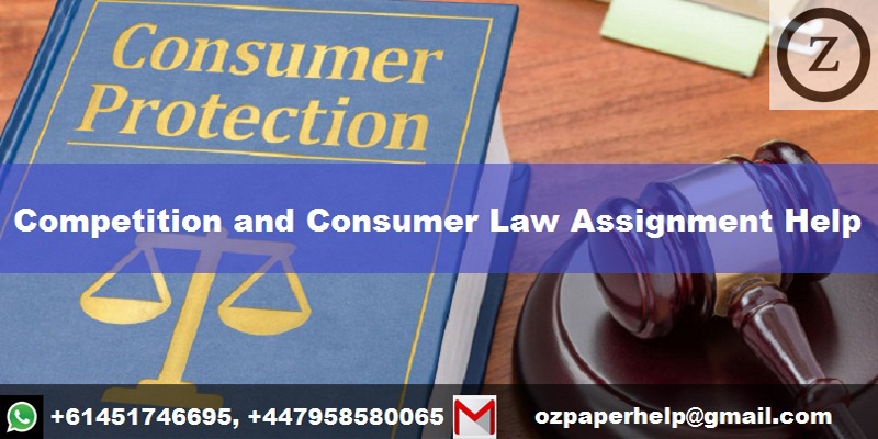 Competition and Consumer Law Assignment