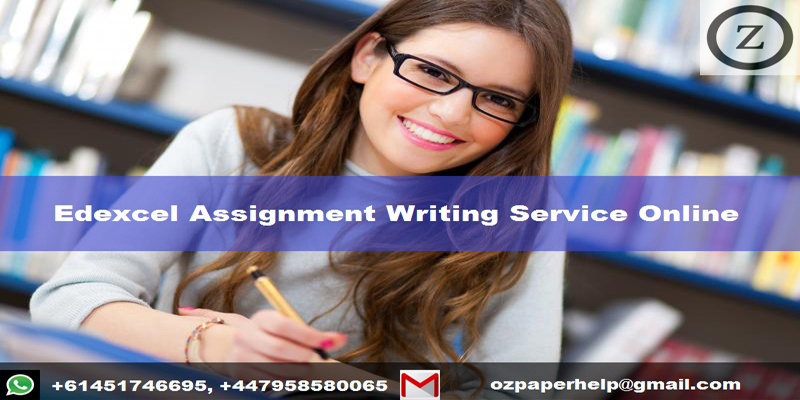 Edexcel Assignment Writing Service Online