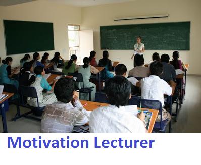Motivation Lecturer