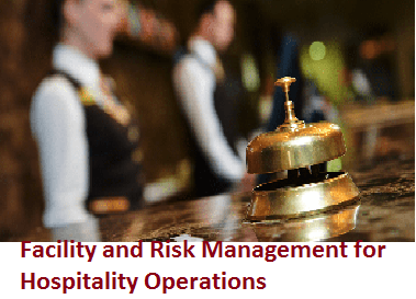 MNG01222 Facility and Risk Management for Hospitality Operations