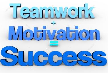 MOTIVATION AND TEAMWORK
