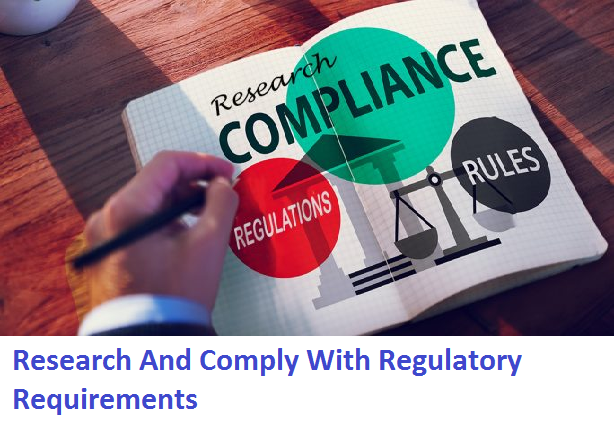 SITXGLC001 Research And Comply With Regulatory Requirements