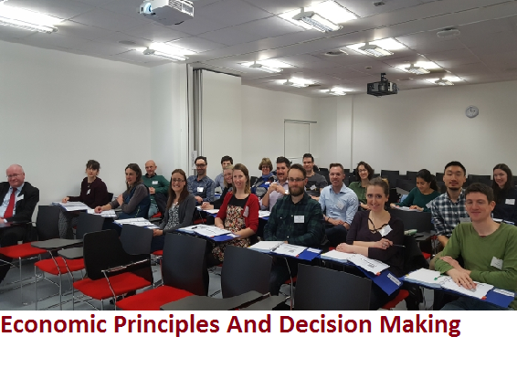 Economic Principles And Decision Making