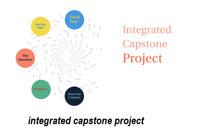 Integrated Capstone Project