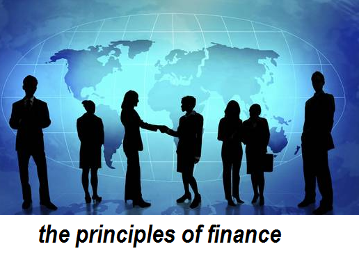 The Principles of Finance