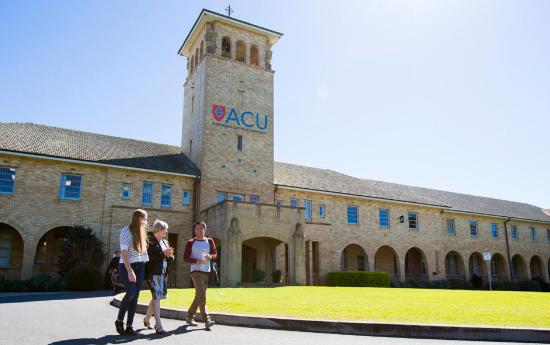 AUSTRALIAN CATHOLIC UNIVERSITY ASSIGNMENT