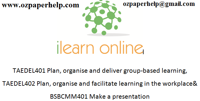 BSBCMM401 Make a presentation