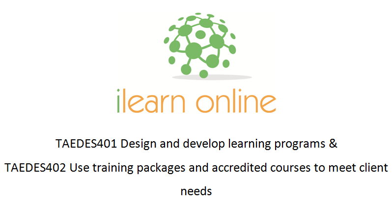 TAEDES401 Design and develop learning programs
