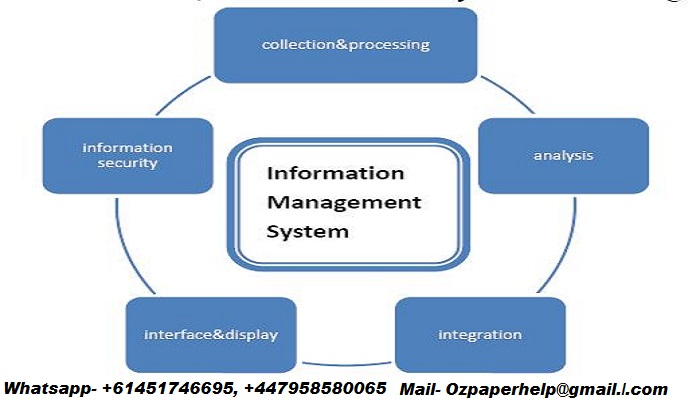 ICT100 Information Management Systems