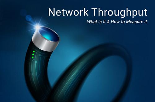 Network Throughput and Utilisation