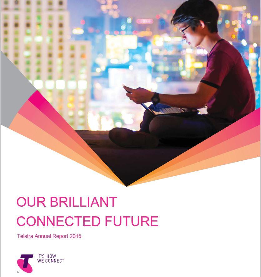 Telstra Annual Report 2015