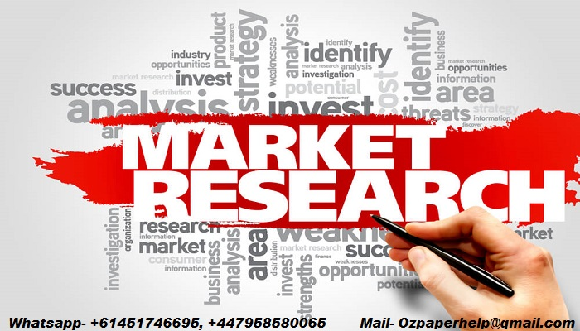 39009Market Analysis Report Assignment