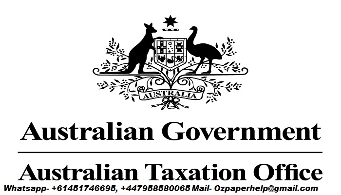 LAWS 20060 - Taxation Law of Australia