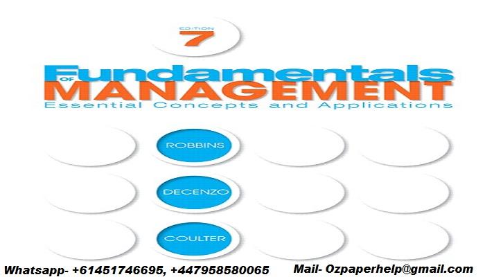 MGT101 – Fundamentals of Management