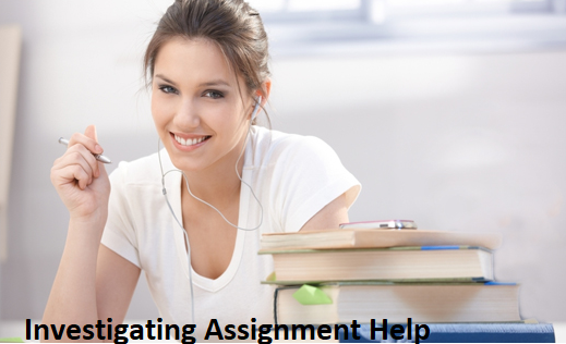 Investigating Assignment Help