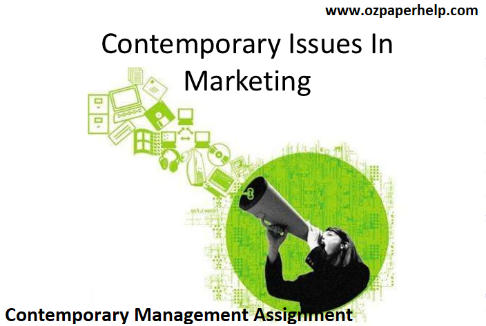 MGT811Contemporary Management Assignment