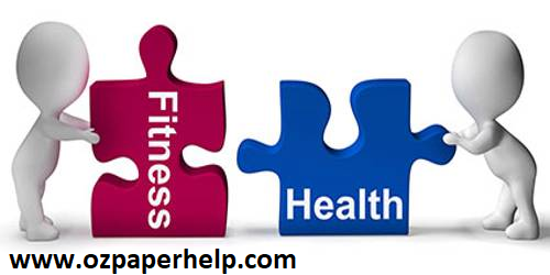 Health Fitness Assignment Help
