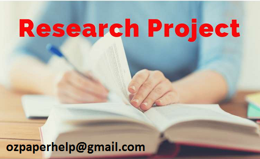Research Project Assignment Help
