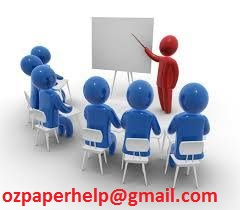 Business Training Assignment Help