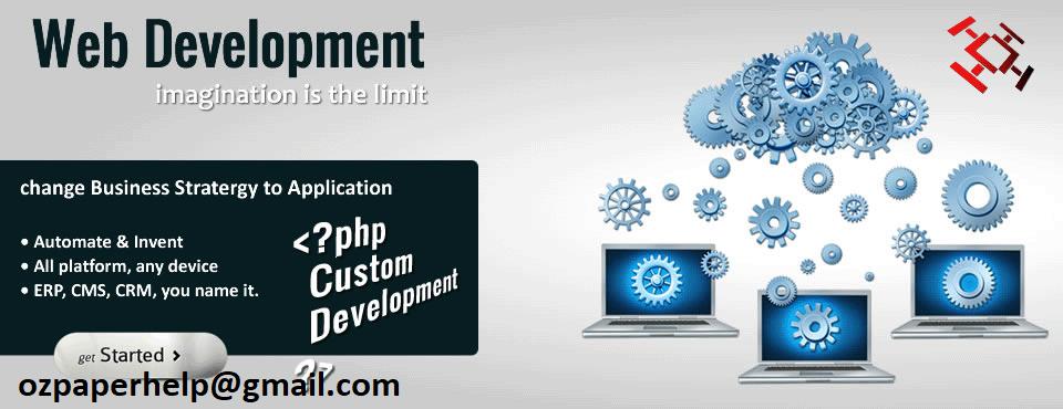 Web Application Development Assignment