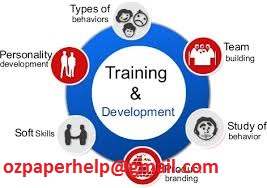 Impact of training and development assignment help