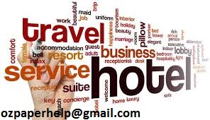 Hospitality industry assignment help