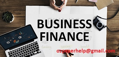 MA514Business Finance assignment help