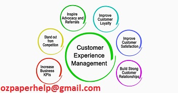 BIZ104Customer Experience Management assignment help