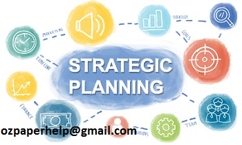 SBM3203 Strategic Planning Assignment help