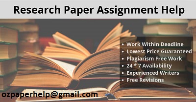 PPMP20015 Research paper assignment help