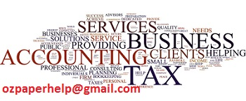 Taxes Accounting Assignment help