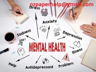 Mental health case study help