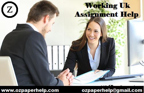 Working Uk Assignment Help