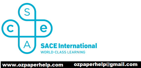 SACE INTERNATIONAL ASSIGNMENT HELP