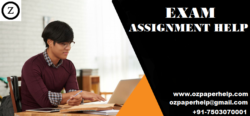Exams Assignment help