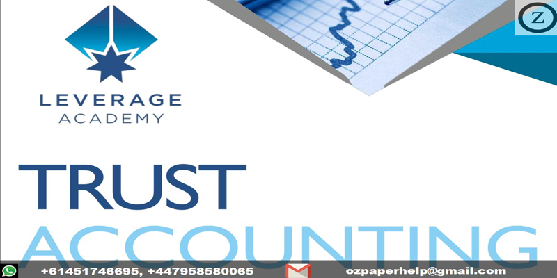 CPPDSM4006A Trust Accounting
