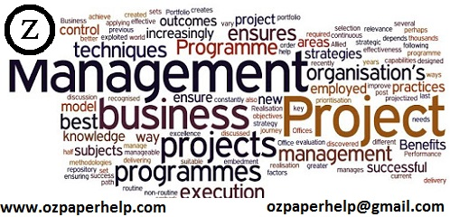 SIM335 Managing Projects Assignment Help