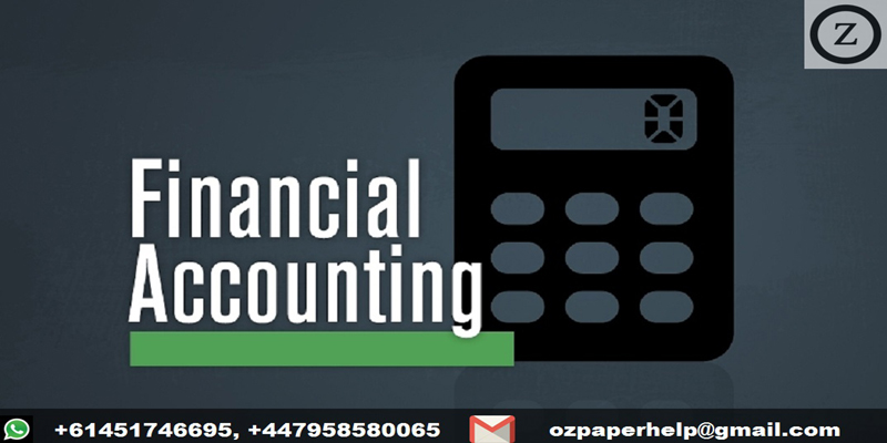 ACC201 – Financial Accounting