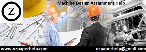 Machine Design Assignment Help