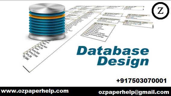 COM4003 Database Design Assignment Help