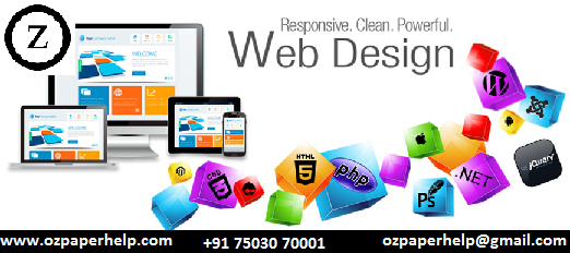 Website Designer Assignment Help