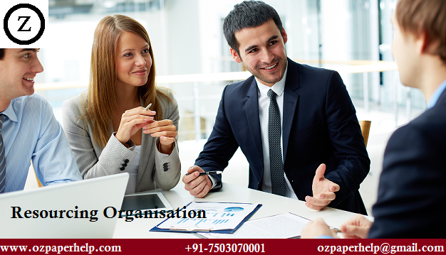 HRM115 Resourcing Organisation Assignment Help