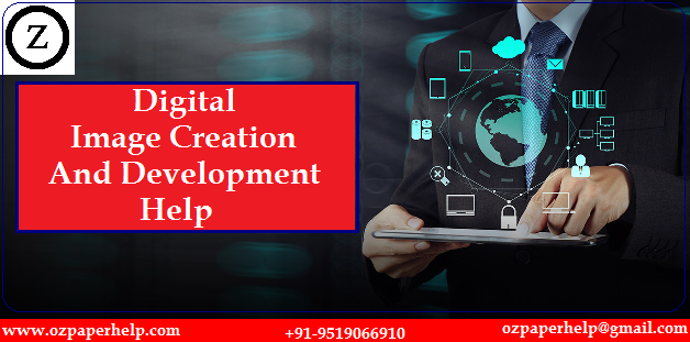 Digital Image Creation And Development Help