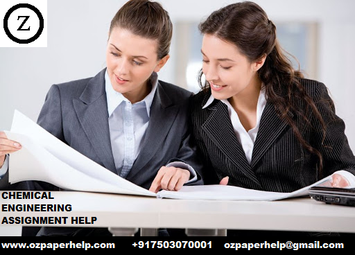 CHEMICAL ENGINEERING ASSIGNMENT HELP