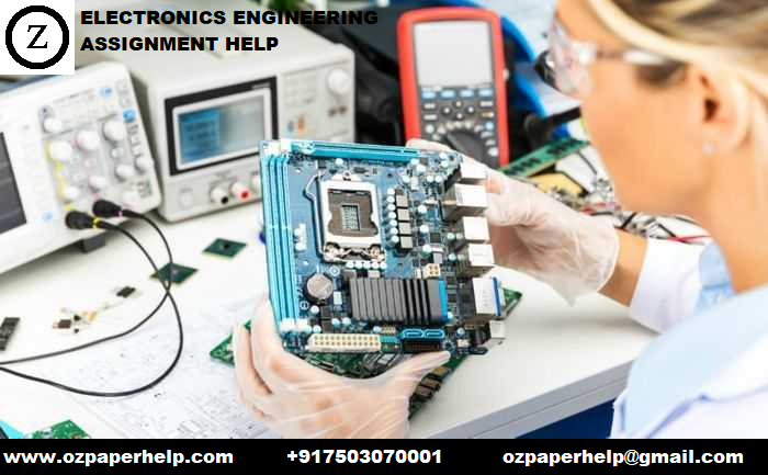 ELECTRONICS ENGINEERING ASSIGNMENT HELP