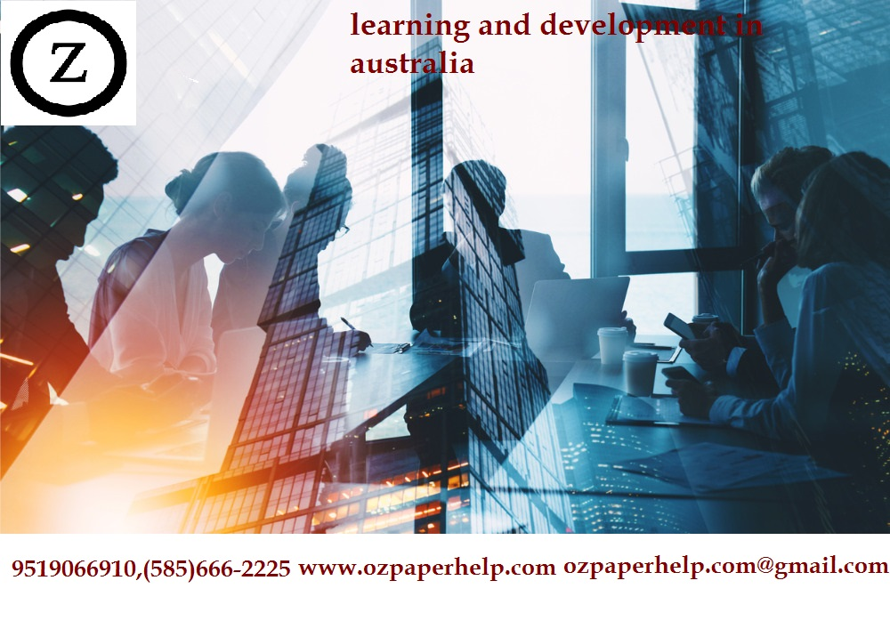 learning and development by internet in Australia