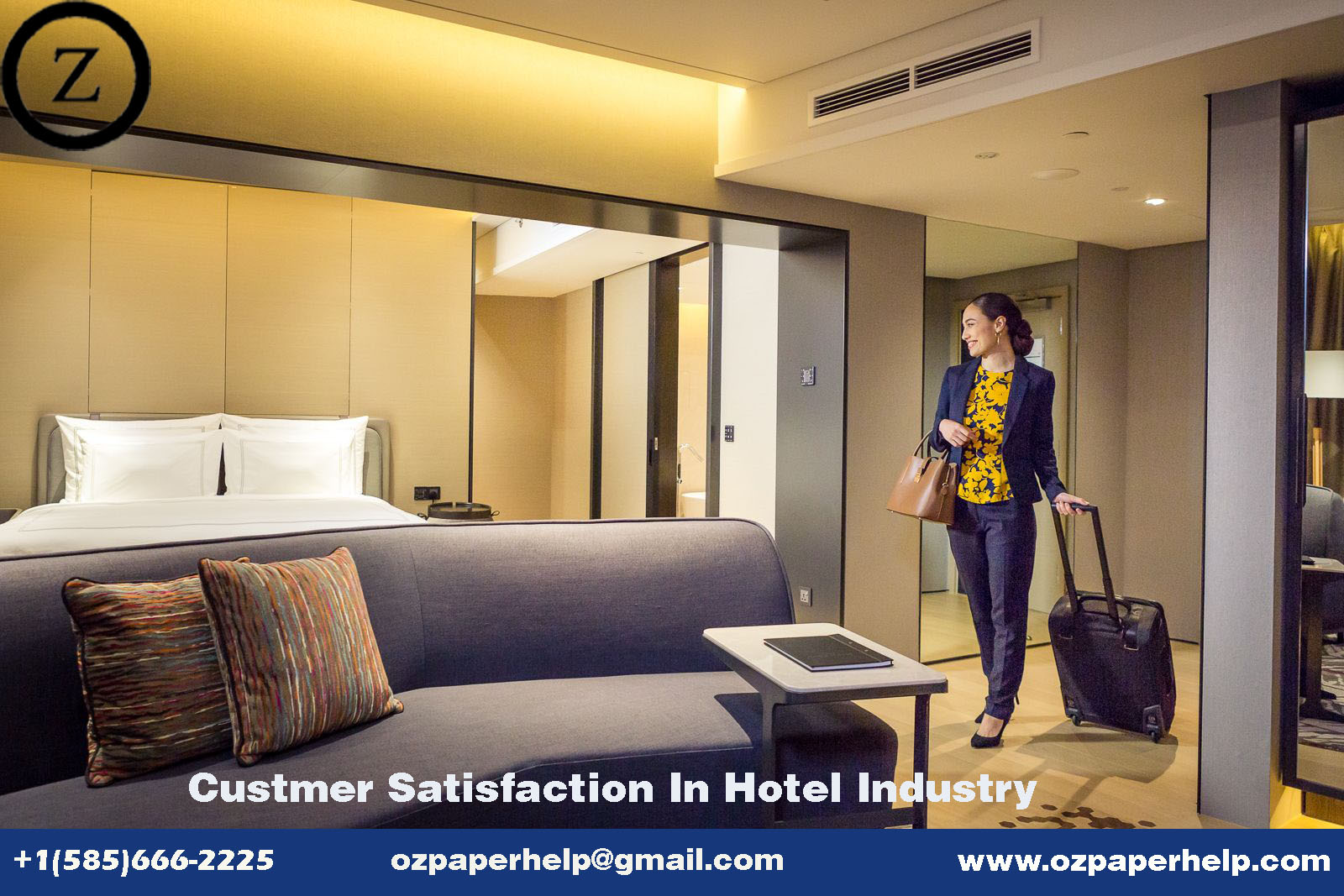 Custmer Satisfaction In Hotel Industry