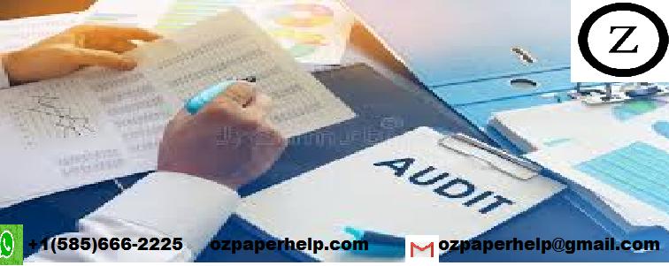 HI6026 Audit Assignment Help